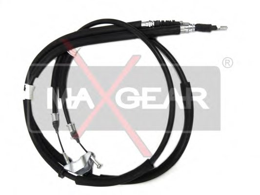 OPEL VAUXHALL ASTRA G PARKING BRAKE CABLE HAND BRAKE CABLE 522528