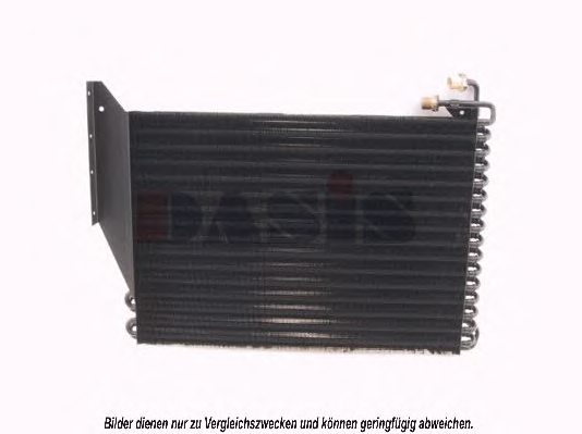 MERCEDES-BENZ A6455000154 Condenser, air conditioning