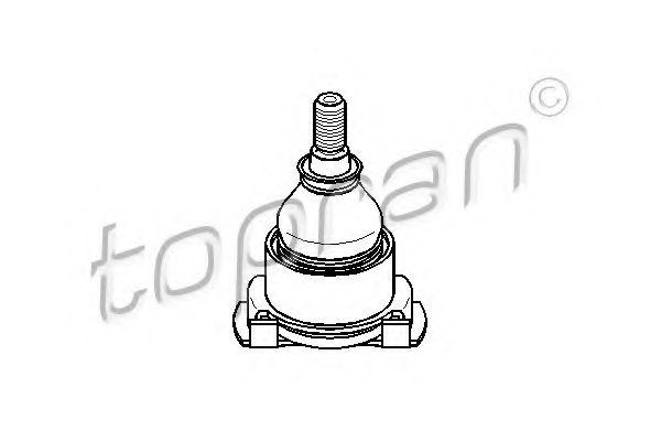 BMW 1 140 398 Ball Joint