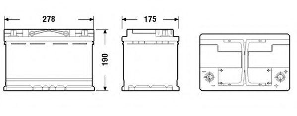 7p0915105e vag 7p0 915 105 e starter battery for vag. Black Bedroom Furniture Sets. Home Design Ideas