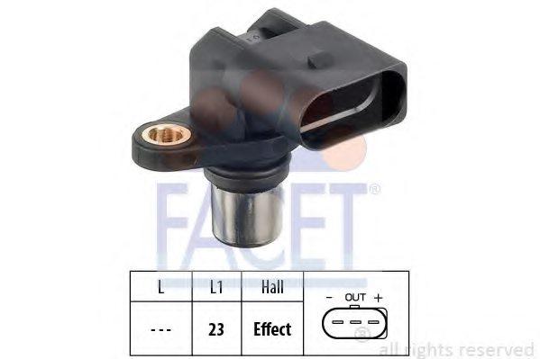 Meat /& Doria 87327 Camshaft Sensor