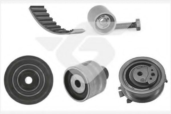 L c skoda timing belt kit for audi seat
