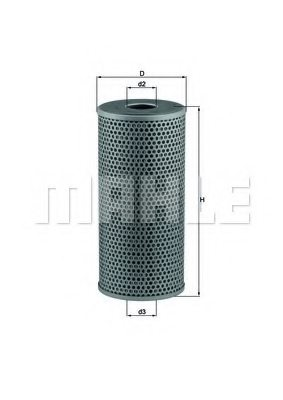 GMC 5575134 Hydraulic Filter, automatic transmission