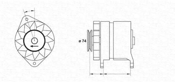 0210001860 liaz 0210001860 alternator for daihatsu toyota