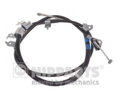 Herth+Buss Jakoparts J3936054 Cable Parking Brake