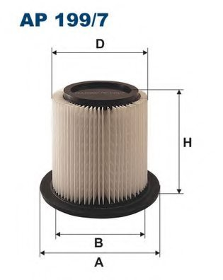 AC PC1070 Air Filter