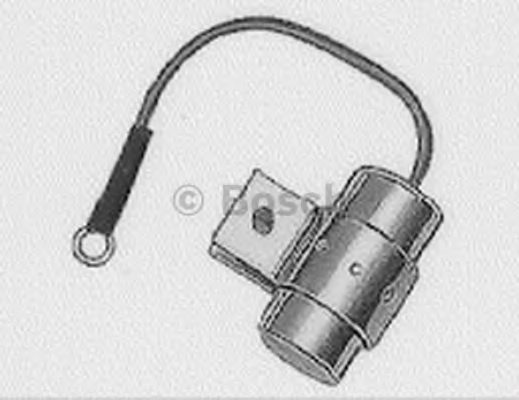 RENAULT 77 01 202 521 Condenser, ignition