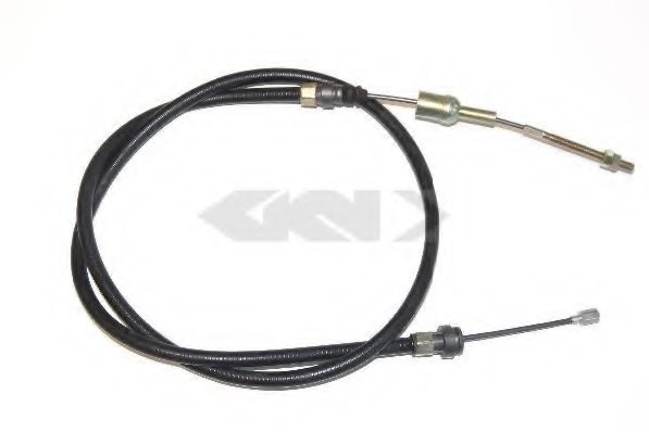 SPIDAN 42376 Clutch Cable