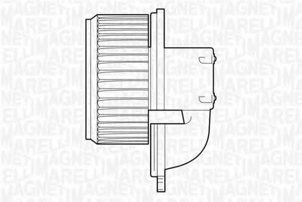 069412522010 magneti marelli 069412522010 interior blower for fiat