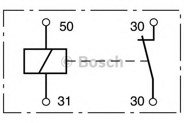 0333006008 bosch 0 333 006 008 relay  main current