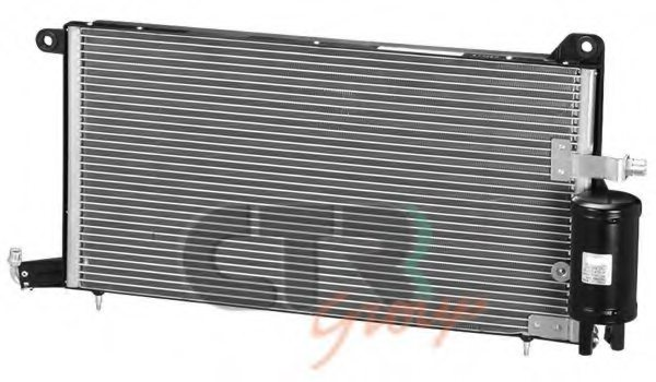CTR 1223402 Condenser, air conditioning