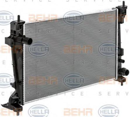50514481,alfa romeo 505 1448 1 radiator, engine cooling ... alfa romeo engine wiring diagram alfa romeo engine coolant
