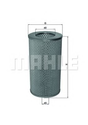 TOYOTA 17801541008T Air Filter