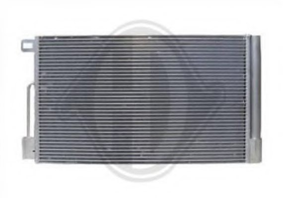 6455ga Alfa Romeo 6455ga Condenser  Air Conditioning For Abarth Citro N Fiat Opel Peugeot
