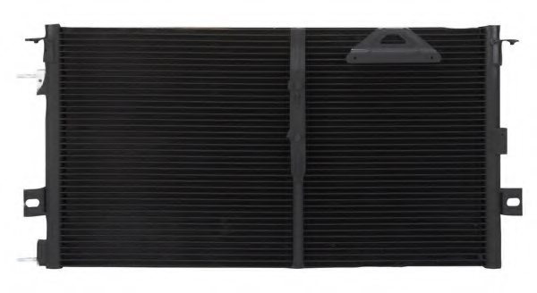 CHRYSLER 5016793AC Condenser, air conditioning