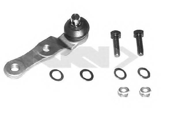 SPIDAN 40758 Ball Joint