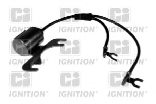HITACHI 44A4-13402 Condenser, ignition