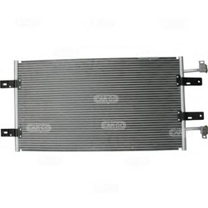 OPEL 93857126 Condenser, air conditioning