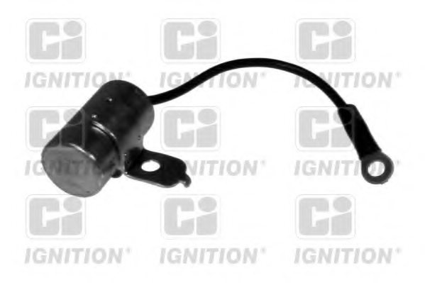 LAND ROVER 00000A00072 Condenser, ignition