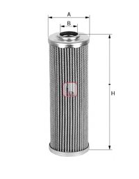 ASTRA 00120862 Hydraulic Filter, automatic transmission