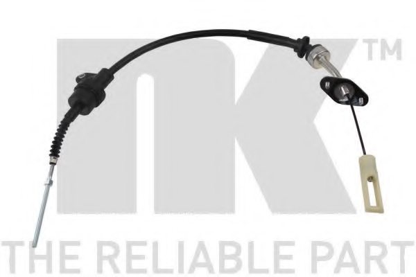 Sachs 3074 600 258 Clutch Cable
