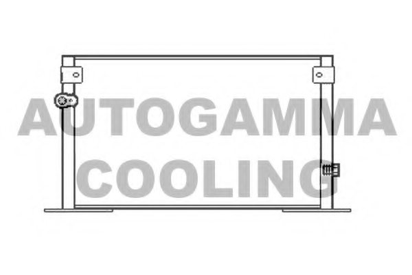 TOYOTA 8846035210 Condenser, air conditioning