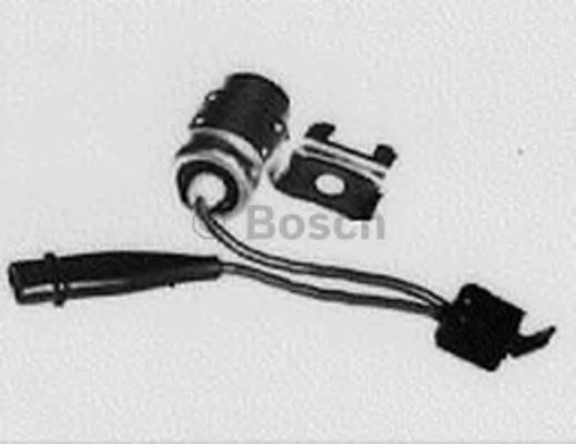 OPEL 1212251 Condenser, ignition