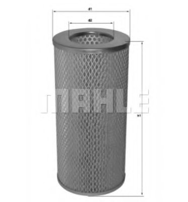 TOYOTA 178015414083 Air Filter