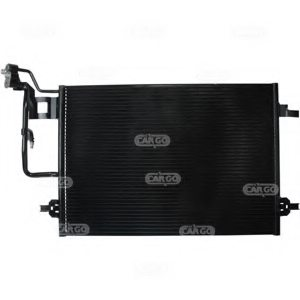 VW 3B0260401 Condenser, air conditioning