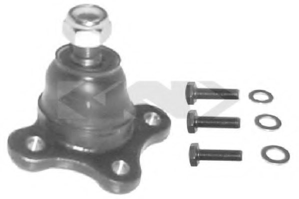 FORD 3 665 732 Ball Joint