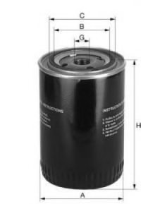 DAEWOO D140182 Hydraulic Filter, automatic transmission