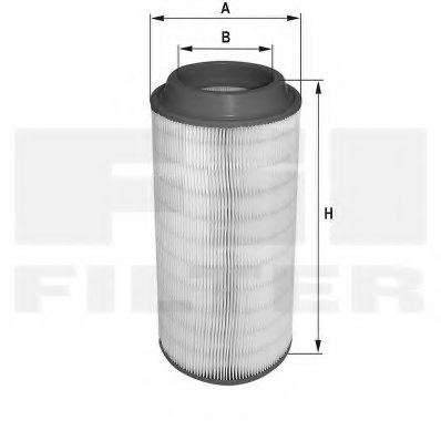 MASSEY FERGUSON 3901464M1 Air Filter