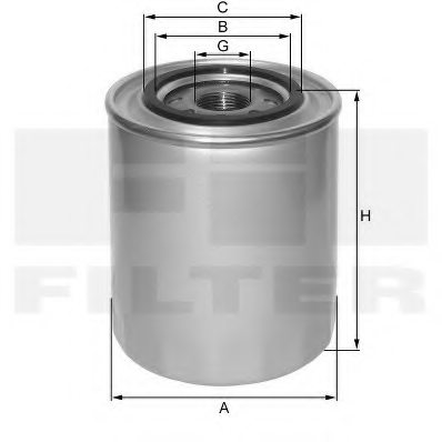 CATERPILLAR 069-4229 Oil Filter
