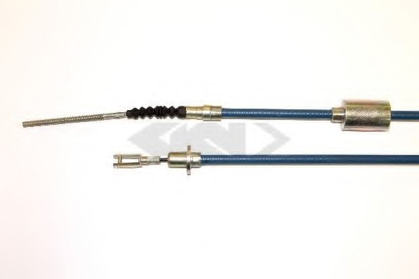 SPIDAN 42086 Clutch Cable