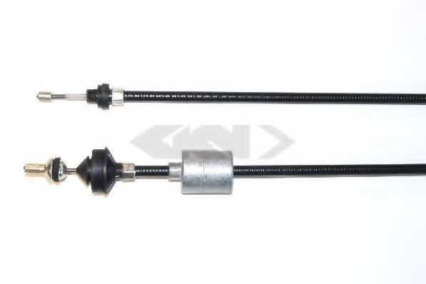 RENAULT 6006004557 Clutch Cable