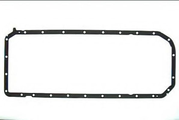 11131437237 bmw 11131437237 gasket  wet sump for bmw