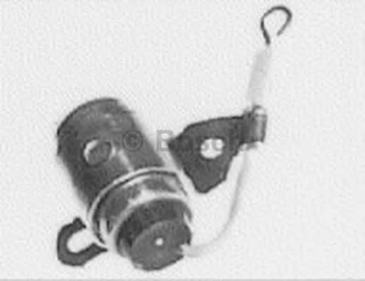 MERCEDES-BENZ 000 156 71 01 Condenser, ignition