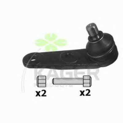 FORD 84 FB 3395 A1A Ball Joint