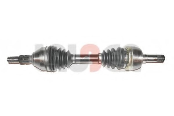 OPEL 374537 Drive Shaft