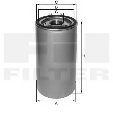 SPERRY NEW HOLLAND 9969450 Oil Filter