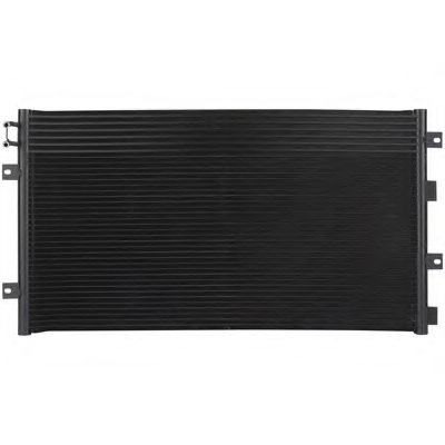 CHRYSLER 5017621 Condenser, air conditioning