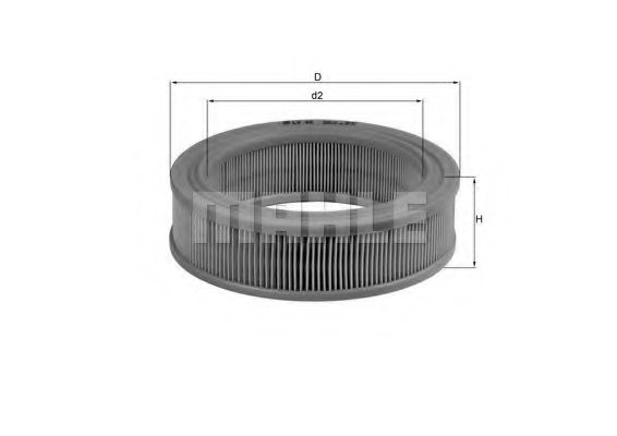 RENAULT TRUCKS 7701016683 Air Filter