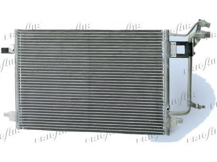 VW 8D0260401A Condenser, air conditioning