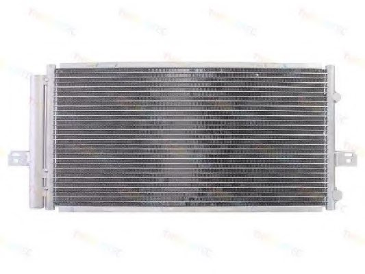 ROVER JRB100653 Condenser, air conditioning