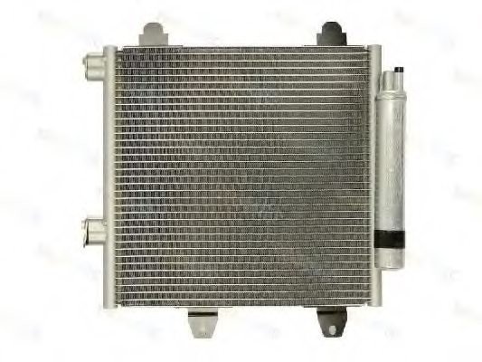 CITRO?N 6455EF Condenser, air conditioning