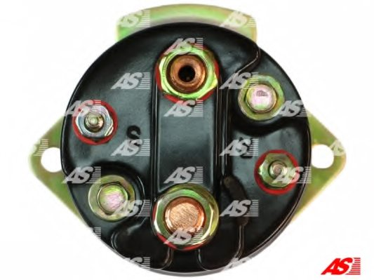 CHRYSLER 3204049 Solenoid Switch, starter