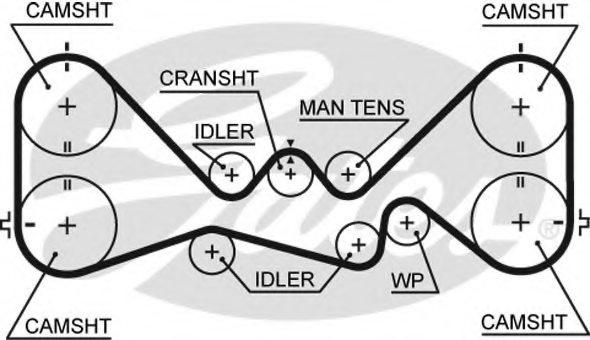 1999 subaru outback wagon lift gate diagram 13160aa090 subar 13160aa090 timing belt for subar  13160aa090 subar 13160aa090 timing belt for subar