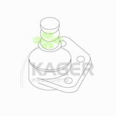 RENAULT 77 01 302 114 Ball Joint