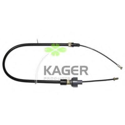 FORD 6492352 Clutch Cable