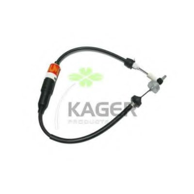 RENAULT 6025304915 Clutch Cable